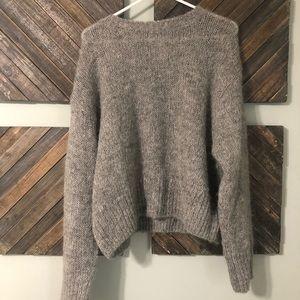 H&M Oversized Knit Sweater Small